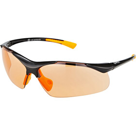 UVEX sportstyle 223 Glasses black orange